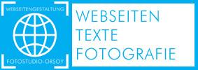 Fotografie Webdesign Studio Orsoy